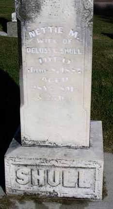 SHULL, JENETTA MERRILL