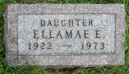 SHOWERS, ELLAMAE E. - Madison County, Iowa | ELLAMAE E. SHOWERS