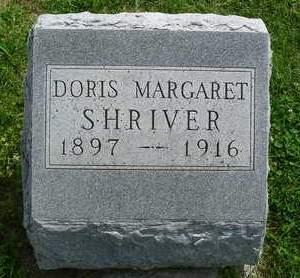 SHRIVER, DORIS MARGARET - Madison County, Iowa | DORIS MARGARET SHRIVER
