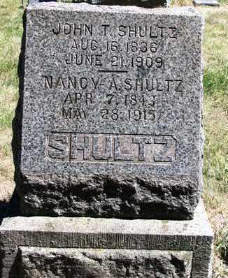 RUSH SHULTZ, NANCY ANN - Madison County, Iowa | NANCY ANN RUSH SHULTZ