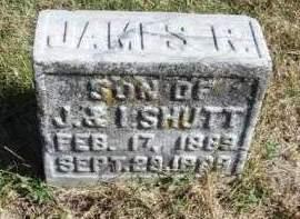 SHUTT, JAMES RAY - Madison County, Iowa   JAMES RAY SHUTT