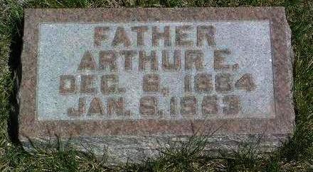 SILLIMAN, ARTHUR ENOS - Madison County, Iowa | ARTHUR ENOS SILLIMAN