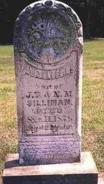 SILLIMAN, ALEXANDER M. - Madison County, Iowa   ALEXANDER M. SILLIMAN