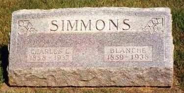 SIMMONS, CHARLES LEONARD - Madison County, Iowa | CHARLES LEONARD SIMMONS