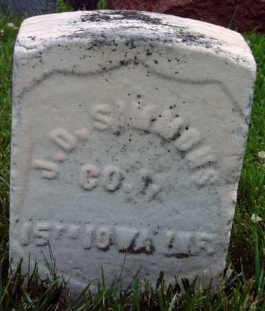 SIMMONS, JOSEPH DUGAN - Madison County, Iowa | JOSEPH DUGAN SIMMONS