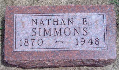 SIMMONS, NATHAN EDWARD - Madison County, Iowa | NATHAN EDWARD SIMMONS