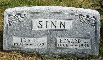 SINN, IDA BELLE - Madison County, Iowa | IDA BELLE SINN