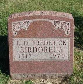 SIRDOREUS, L. D. FREDERICK - Madison County, Iowa | L. D. FREDERICK SIRDOREUS