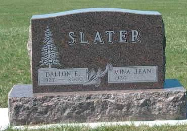SLATER, DALTON E. - Madison County, Iowa | DALTON E. SLATER