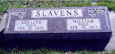 GOWIN SLAVENS, EMILY ADELINE - Madison County, Iowa | EMILY ADELINE GOWIN SLAVENS
