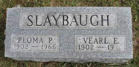 SLAYBAUGH, PLOMA P. - Madison County, Iowa | PLOMA P. SLAYBAUGH