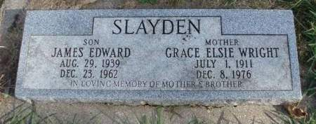 SLAYDEN, GRACE ELSIE - Madison County, Iowa | GRACE ELSIE SLAYDEN