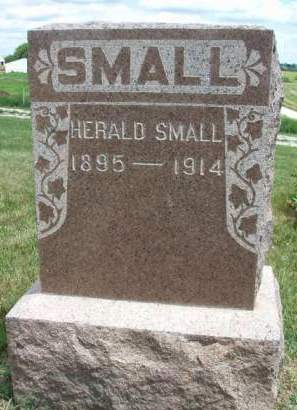 SMALL, HERALD - Madison County, Iowa | HERALD SMALL
