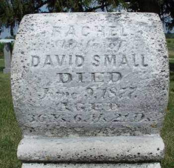 SMALL, RACHEL - Madison County, Iowa | RACHEL SMALL