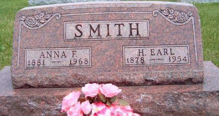 SMITH, ANNA F. - Madison County, Iowa | ANNA F. SMITH