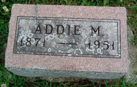 SMITH, ADDIE M. - Madison County, Iowa | ADDIE M. SMITH