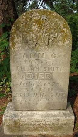 SMITH, ANN CORNELIA - Madison County, Iowa | ANN CORNELIA SMITH