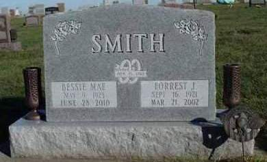 SMITH, BESSIE MAE - Madison County, Iowa | BESSIE MAE SMITH