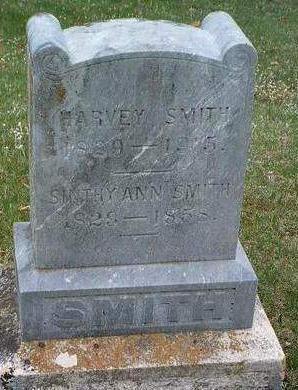 SMITH, SINTHY ANN - Madison County, Iowa | SINTHY ANN SMITH