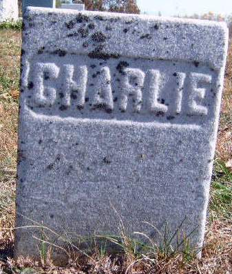 SMITH, CHARLES E.  (CHARLIE) - Madison County, Iowa | CHARLES E.  (CHARLIE) SMITH