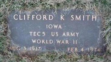 SMITH, CLIFFORD KENNETH - Madison County, Iowa | CLIFFORD KENNETH SMITH