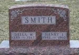 SMITH, DELLA MAE - Madison County, Iowa | DELLA MAE SMITH
