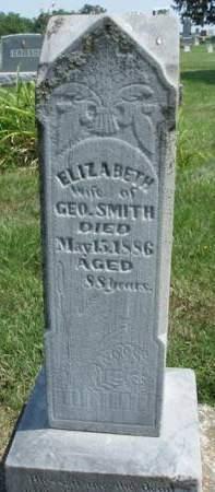 SMITH, ELIZABETH - Madison County, Iowa | ELIZABETH SMITH