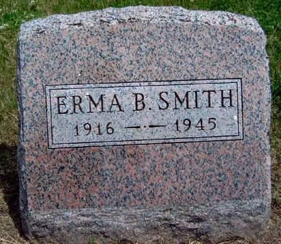 SMITH, ERMA B. - Madison County, Iowa | ERMA B. SMITH