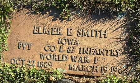 SMITH, ELMER EDWARD - Madison County, Iowa | ELMER EDWARD SMITH
