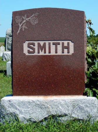 SMITH, FAMILY HEADSTONE - Madison County, Iowa | FAMILY HEADSTONE SMITH