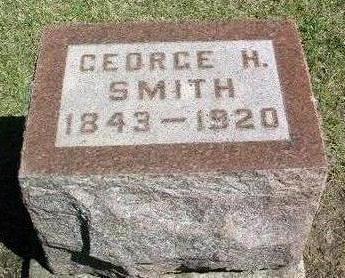 SMITH, GEORGE HENRY - Madison County, Iowa | GEORGE HENRY SMITH