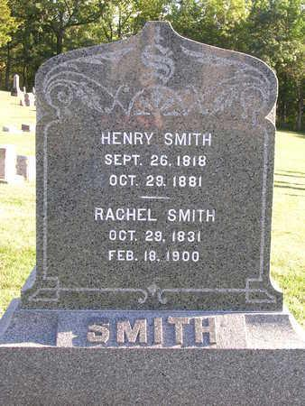 SMITH, RACHEL - Madison County, Iowa | RACHEL SMITH