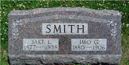 SMITH, JACOB L. (JAKE) - Madison County, Iowa | JACOB L. (JAKE) SMITH