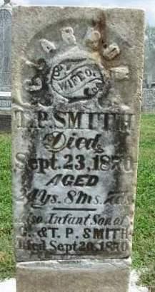 SMITH, INFANT - Madison County, Iowa | INFANT SMITH