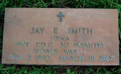 SMITH, JAY EARL - Madison County, Iowa | JAY EARL SMITH