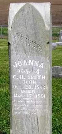 SMITH, JOANNA - Madison County, Iowa   JOANNA SMITH