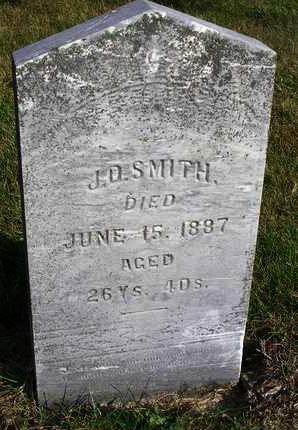 SMITH, JOSEPH D. - Madison County, Iowa   JOSEPH D. SMITH