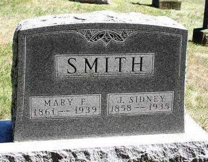 SMITH, MARY FRANCES - Madison County, Iowa | MARY FRANCES SMITH