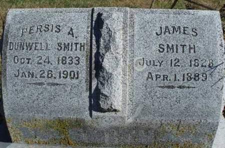SMITH, JAMES - Madison County, Iowa   JAMES SMITH