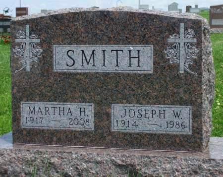 SMITH, MARTHA HENRIETTA - Madison County, Iowa | MARTHA HENRIETTA SMITH