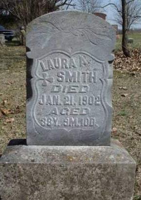 SMITH, LAURA A. - Madison County, Iowa   LAURA A. SMITH