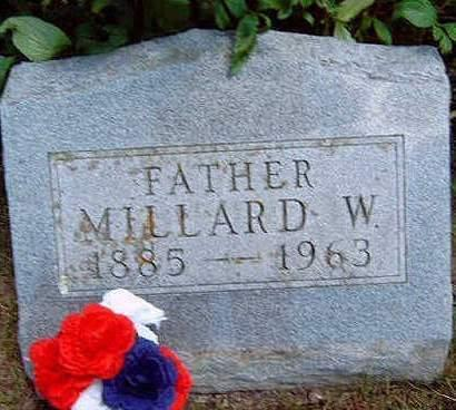 SMITH, MILLARD WEAVER - Madison County, Iowa | MILLARD WEAVER SMITH