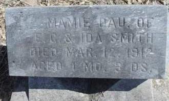 SMITH, MAMIE - Madison County, Iowa | MAMIE SMITH
