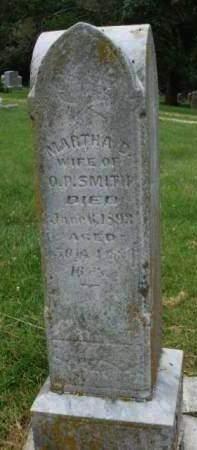 SMITH, MARTHA D. - Madison County, Iowa | MARTHA D. SMITH