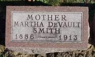 SMITH, MARTHA MINERVA - Madison County, Iowa | MARTHA MINERVA SMITH