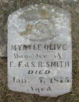 SMITH, MYRTLE OLIVE - Madison County, Iowa | MYRTLE OLIVE SMITH