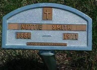 SMITH, NETTIE A. - Madison County, Iowa   NETTIE A. SMITH