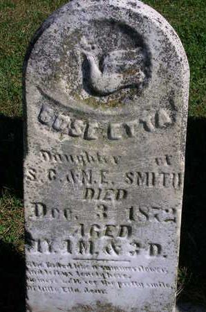 SMITH, ROSE ETTA - Madison County, Iowa   ROSE ETTA SMITH