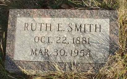 SMITH, RUTH E. - Madison County, Iowa | RUTH E. SMITH