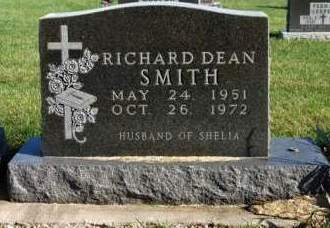 SMITH, RICHARD DEAN - Madison County, Iowa | RICHARD DEAN SMITH